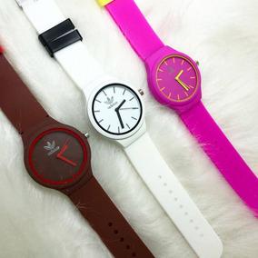 d514b1a1d30 Paleteira Da Linde Adidas - Relógios De Pulso no Mercado Livre Brasil