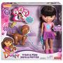 Juguete Fisher-price Nickelodeon Dora Y Sus Amigos Entrenar