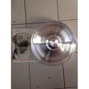 Plato De Aluminio P/camada De Perro Grande