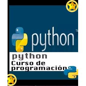 Videocurso Programación Python Basico Intermedio Avanzado