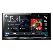 Dvd Avh-x5880tv Pioneer Com Tv Tela7 Usb Bluetooth E Mod Gps
