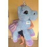 Unicornio Pony Pegaso Gigante Peluche! 120cm Envio Gratis!!