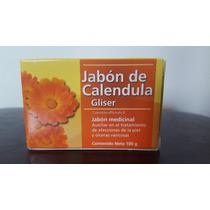 Jabon De Calendula Gliser