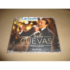 Carlos Cuevas Trilogia 2016 Sony Cd + Dvd Nuevo