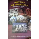 Libro 8 Vo. Grado Historia De Venezuela Educación Básica