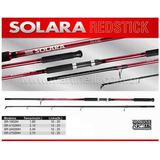 Vara Ms Solara Redstick 12-25lb 2,10m Molinete 2 Partes
