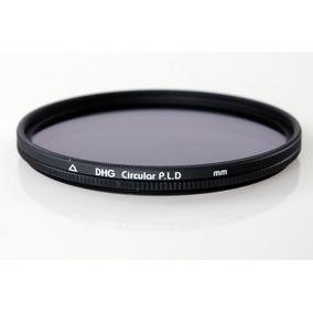 Filtro Polarizador Circular Pld Dhg Marumi P/ Lente Ø 77mm
