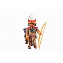 Playmobil History Egito Faraô Guerreiro Monte Sua Tropa