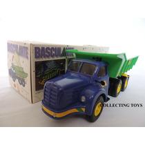 Caminhão Elka - Novo - Sem Uso - Caçamba - Verde / Azul