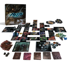 Alien Vs Predator The Hunt Begins 2nd Edition