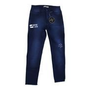 Jeans Chupin Elastizado Mujer Surah (2406)