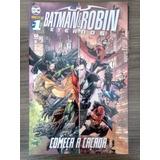 Hq Batman E Robin: Eternos Nº 1