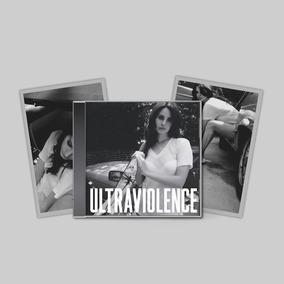 Lana Del Rey - Cd Ultraviolence - Acrílico