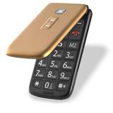Celular Para Idoso Flip Com Tecla E Numero Grande 2 Chip