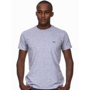 Camiseta Masculina Algodão - Estampa Lynn