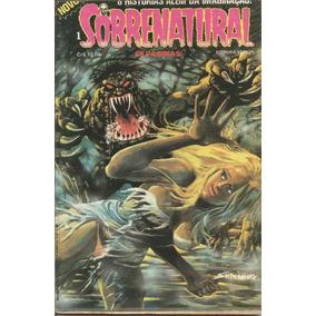 Sobrenatural N°1 Quadrinhos De Terror Clássico