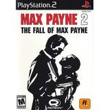 Juego Max Payne 2 Playstation 2 Ps2 Palermo Z Norte
