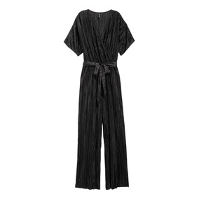 Vestido Pantalón Mono H&m - Usa Talle M - Black Closet Store
