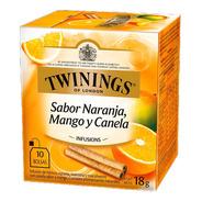 Té Twinings Naranja Mango Y Canela