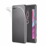 Capa Capinha Ultra Fina Sony Xperia X Tela5.0 F5122+1p/vidro