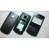 Carcaça Completa Com Tampa Nokia Asha 205 N205 Nova