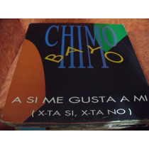Lp Chimo Bayo Xta Si, Xta No, Envio Gratis
