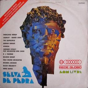 Lp Novela Selva De Pedra 1972 Capa Laminada