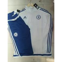 Buzo Chelsea Adidas Blanco ! Chupin