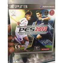 Game Ps3 Pes 2013 100% Playstation Original