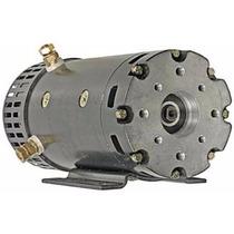 Motor Electrico 24 Voltios Dc Para Elevador Tijera Jlg