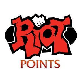 Riot Points Para Lan/las/na/eu West