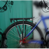 Parrilla Rígida Aluminio Bicicleta Adapter.nueva