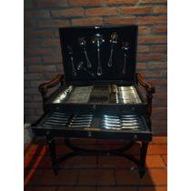 Cubiertos Plata Lappa Modelo Florian (102 Piezas)