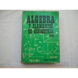Hector A. Di Caro Algebra Y Elementos De Geometria Tomo 1