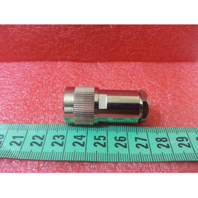 Conector N Macho Rg58 Solido 29-2028.