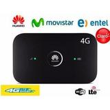 Modem Wifi Libre Para Cualquier Chip , 4g Muy Buena Maquina