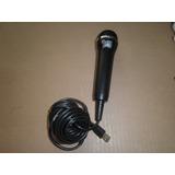 Microfono Guitar Heroe Ps3/xbox 360