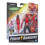 Power Rangers - Beast Morphers - Ranger Vermelho - Hasbro