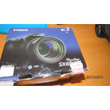 Camera Canon Power Shot Sx60 Hs (made In Japan)