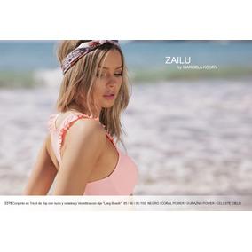 Malla Bikini Marcela Koury Zailu Verano 2019!! At. 3376