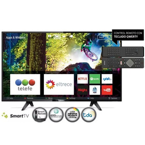 Smart Tv 43 Philips Control Remoto Qwerty Wifi Netflix