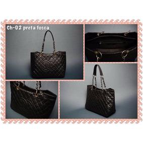Bolsa Feminina Ch Kit Com 3 Unidades Modelos Diferentes !!