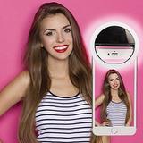 Aro De Luz Selfie Ring Led Para Iphone Sansumg Huawei