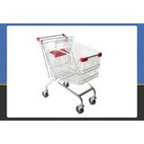 Carro De Supermercado (chango) 125 Lts Oferta!!