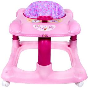 Andador Com Atividades Princesas Disney Styll Baby