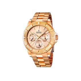 a9613555c93 Relógio Festina Quadrado F16393 De Luxo Femininos - Relógios De ...