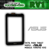 Tactil Asus K012 Fe170 M70c Me170 - Original
