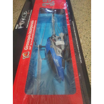 Helicoptero Force Xtr R/c Kreisel 3.5 Channel