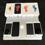 Iphone 6s 16gb Perfectos En Caja
