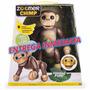 Remate Robot Interactivo Zoomer Chimpance.